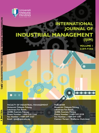 IJIM cover page